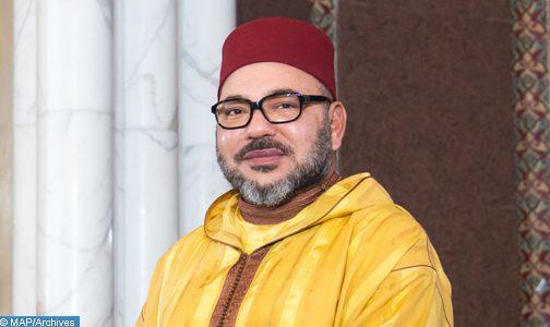 Le Sultan d'Oman félicite SM le Roi à l'occasion de Aïd Al Adha