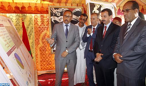 Inauguration de plusieurs projets de développement dans les provinces de Taroudant et Tata