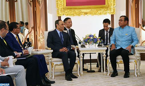 Le Maroc et la Thaïlande appelés à dynamiser leur coopération pour exploiter le potentiel de leurs positions stratégiques