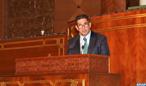 La Chambre des conseillers adopte le projet de loi-cadre relative au système d'éducation et de formation