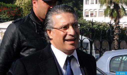 Nabil Karoui, président de parti et candidat à la Présidentielle, arrêté en exécution d'un mandat de dépôt