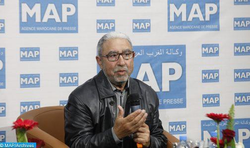 """Mohamed Achaâri invité mardi prochain du Forum de la MAP sous le thème """"la presse est-elle actuellement un facteur de progrès au Maroc?"""""""