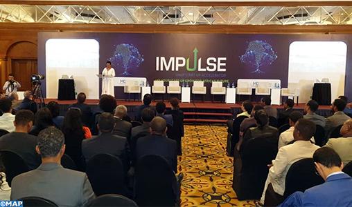 Les représentants de l'écosystème d'entreprenariat en Éthiopie au rendez-vous avec «IMPULSE» du groupe OCP à Addis-Abeba
