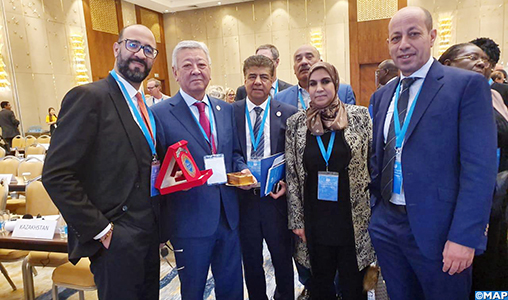 Participation de l'Amicale Hassania des magistrats au 62è congrès de l'Union internationale des magistrats