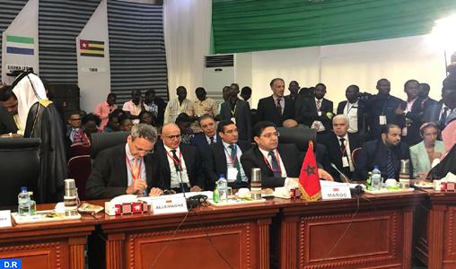 La CEDEAO, l'espace le mieux adapté pour gérer la problématique sécuritaire du Sahel (M. Bourita)