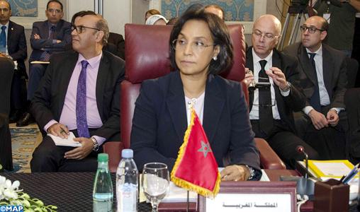 Début au Caire de la réunion des ministres arabes des Affaires étrangères, avec la participation du Maroc