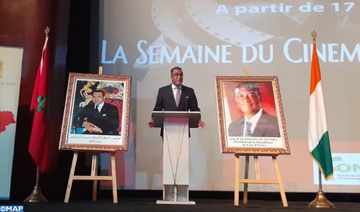 Fin de la 4è Semaine du cinéma marocain à Abidjan