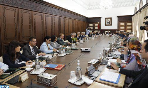 Le gouvernement approuve des nominations à de hautes fonctions