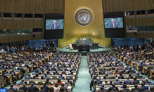 Sahara marocain: L'AG de l'ONU réaffirme son soutien au processus politique