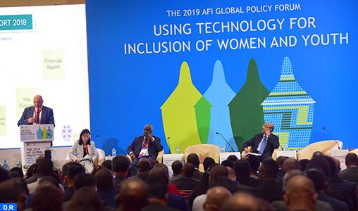 Le Maroc prend part à Kigali au Forum mondial sur les politiques d'inclusion financière
