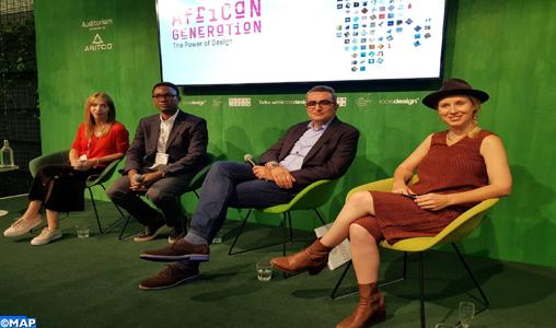 """Le designer marocain Hicham Lahlou au """"London Design Festival"""""""