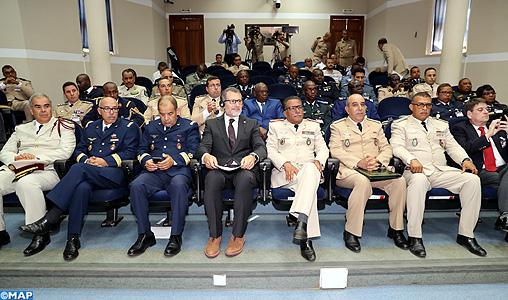 Clôture à Kénitra de la 1ère édition francophone du séminaire de formation des planificateurs nationaux de haut niveau de maintien de la paix de l'ONU