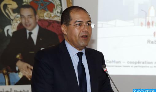 La fiscalité locale marocaine aux mêmes standards que dans d'autres pays (M.Safir)