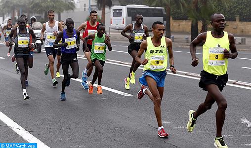12ème marathon international de Casablanca le 6 octobre prochain