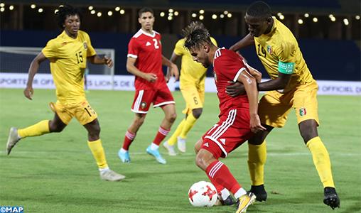 Eliminatoires de la CAN U23/troisième et dernier Tour aller : La sélection marocaine tenue en échec par le Mali (1-1)