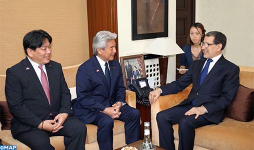 Le Maroc et le Japon attachés au renforcement de la coopération et de la coordination à tous les niveaux