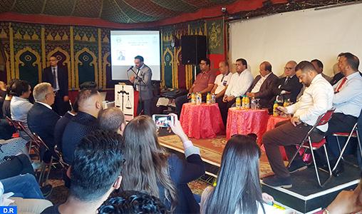 Congrès international à Paris de la jeunesse istiqlalienne de la diaspora