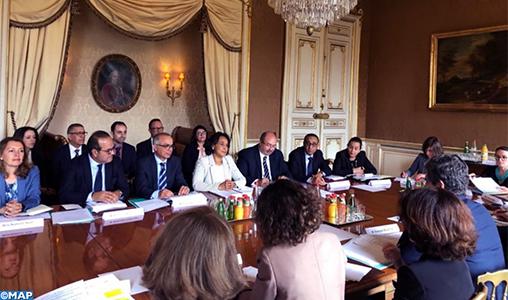 Mme Boucetta à Paris pour préparer la 14ème Réunion de Haut Niveau France-Maroc prévue en décembre prochain dans la capitale française
