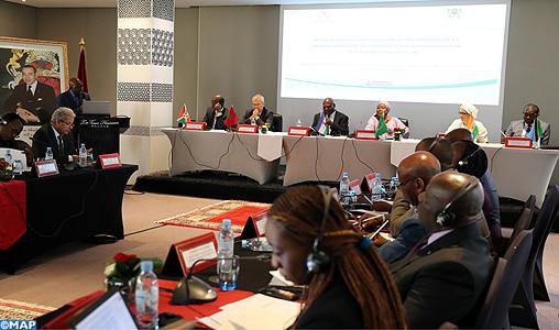 Le Comité technique spécialisé de l'UA ouvre sa première réunion à Rabat