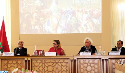 Un colloque international à Rabat décortique les Carnets de voyage d'Eugène Delacroix