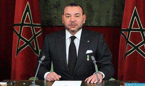 SM le Roi adressera mercredi soir un Discours à Son peuple fidèle à l'occasion du 44ème anniversaire de la Marche Verte (Ministère de la Maison Royale, du Protocole et de la Chancellerie)