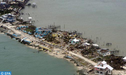 Climat: Les Bahamas après Dorian, un rappel cruel de l'extrême vulnérabilité des Etats insulaires