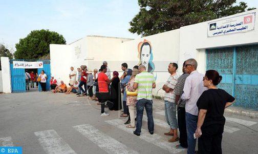 Tunisie: ouverture des bureaux de vote pour l'élection présidentielle
