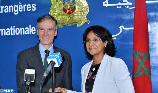 Dialogue stratégique Maroc-GB : Volonté commune de mettre en place un cadre adéquat, renforcé et propice pour le développement des relations économiques bilatérales