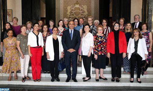 Les efforts du Maroc en matière d'égalité homme-femme mis en avant lors d'un entretien à Rabat