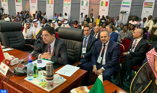 Sommet de la CEDEAO sur le terrorisme : La délégation marocaine tient une série d'entretiens à Ouagadougou