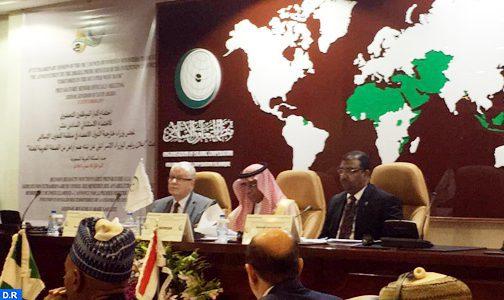 Ouverture à Djeddah de la réunion d'urgence des ministres des AE des États membres de l'OCI avec la participation du Maroc