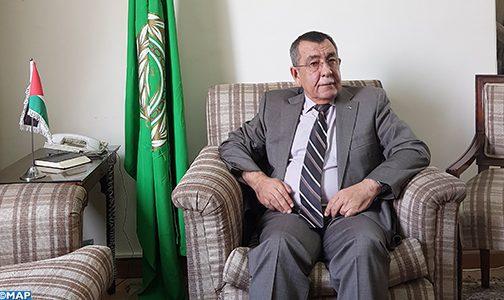 L'intérêt particulier qu'accorde SM le Roi Mohammed VI à la cause palestinienne illustre la place de choix qu'occupe la cause dans la conscience marocaine (responsable palestinien)
