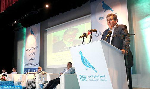 Le RNI organise la 3ème université d'été, les 20 et 21 septembre à Agadir