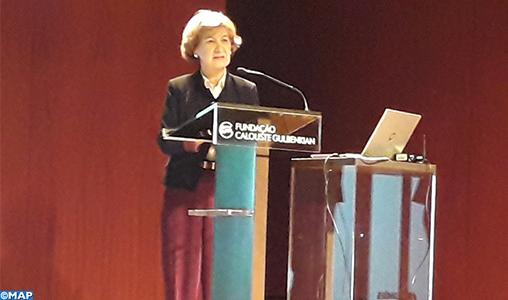 Mise en avant à Lisbonne de l'expérience marocaine en matière d'écosystème dans le développement de la coopération sud-sud et triangulaire