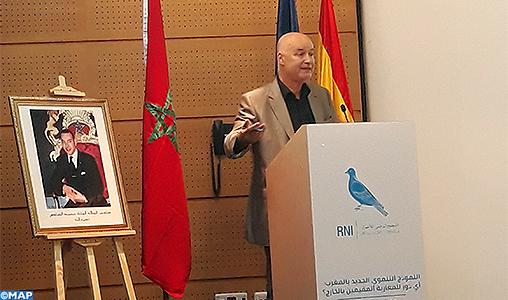 Les Marocains du monde, un pilier fondamental dans l'élaboration du nouveau modèle de dvt