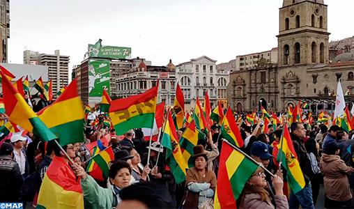 Élections générales en Bolivie : ouverture des bureaux de vote