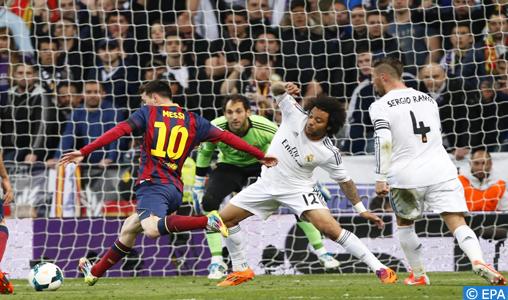 Championnat d'Espagne: Report du Clasico Barça-Real Madrid du 26 octobre