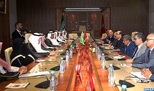 M. El Malki appelle à la création d'un forum parlementaire maroco-saoudien