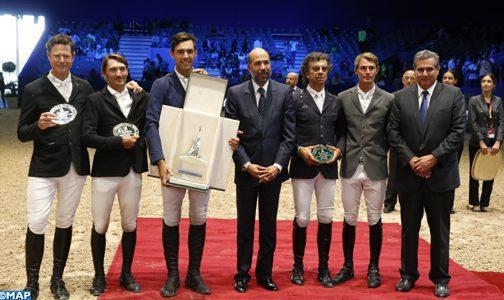 Morocco Royal Tour de saut d'obstacles (étape d'El Jadida): L'Italien Roberto Torchito s'adjuge le Grand Prix SM le Roi Mohammed VI