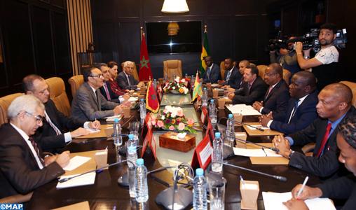 Sao Tomé-et-Principe réitère son soutien total à l'intégrité territoriale du Maroc