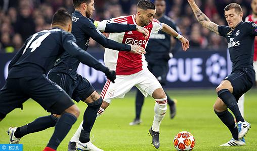 Ziyech sur le viseur du Real Madrid (Sport)