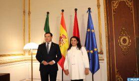 Les perspectives de coopération entre l'Andalousie et le Maroc sont prometteuses