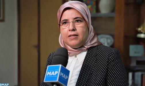 Jamila El Moussali: une figure du mouvement associatif à la tête du ministère de l'Egalité et de la Famille