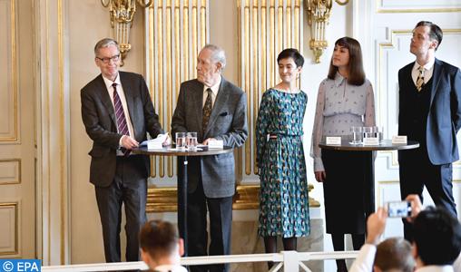 Le Nobel de littérature 2018 à la Polonaise Olga Tokarczuk et le prix 2019 à l'Autrichien Peter Handke