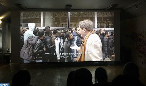 """Projection à Oslo du film """"Paris Stalingrad"""" de la Marocaine Hind Meddeb"""