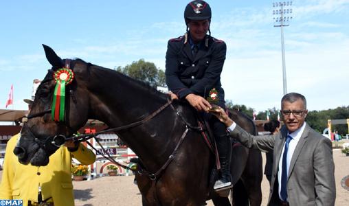 MRT: Le cavalier italien Emanuele Gaudiano remporte le Prix MAP