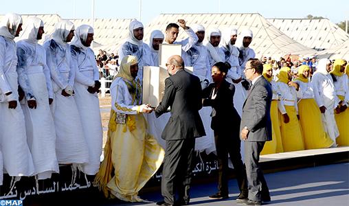 Salon du cheval: La Sorba de Maher El Bachir remporte le Grand Prix SM le Roi Mohammed VI de Tbourida