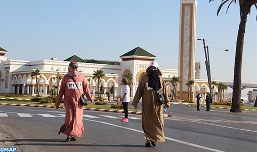 Tanger: Une course sur route à l'occasion de la Journée nationale de la femme marocaine