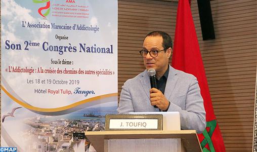 Des experts  à Tanger pour discuter des moyens de prévention de l'usage des drogues
