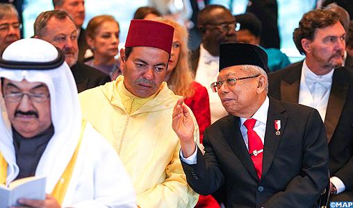 SAR le Prince Moulay Rachid représente SM le Roi à la cérémonie d'intronisation du nouvel empereur du Japon